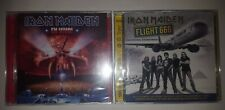 IRON MAIDEN EN VIVO! U. FLIGHT 666 4 CD LIVE OVP NEUWARE METALLICA SLAYER AC/DC