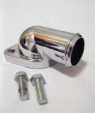1964-1979 Pontiac V8 Chrome Water Neck + O-Ring Seal 326 350 389 400 421 455 GTO