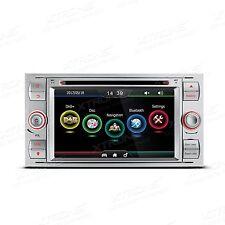 "AUTORADIO Ford Focus C-max Mondeo Fiesta Usb Touch Navigatore DAB 7"""