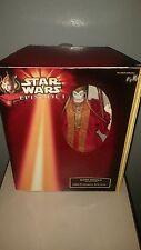 Star Wars Episode 1Queen Amidala 1999 Portrait Edition Red Senate Gown New