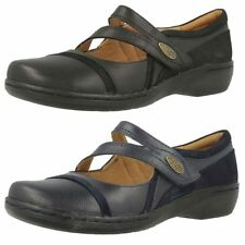 Clarks Casual 100% Leather Mary Janes for Women
