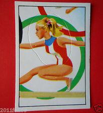 figurines prentjes cromos stickers picture cards figurine barbie 206 panini 1976
