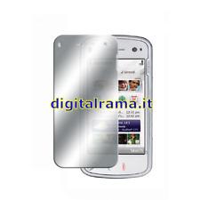 Pellicola per Nokia N97, Mirror/Specchio, proteggischermo e antigraffio