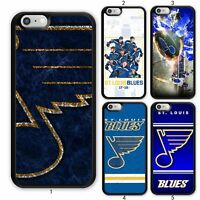 St. Louis Blues NHL Case Cover For Apple iPhone 11 iPod / Samsung Galaxy Note 10