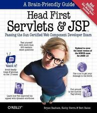 Head First Servlets and JSP: Passing the Sun Certified Web Component Develope...