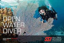 SSI Open Water Diver Manual Lehrbuch Lernbuch OWD