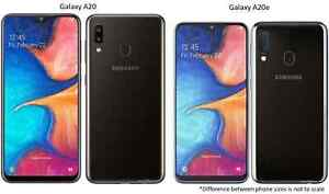Samsung Galaxy A20 / A20e | 32GB | T-Mobile / Verizon / AT&T GSM Unlocked Phone
