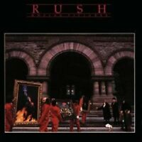 """RUSH """"MOVING PICTURES"""" CD NEW!"""