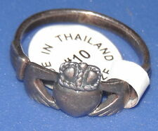 Buffy the Vampire Slayer Claddagh Ring Angel gave to Buffy (Vintage Replica)