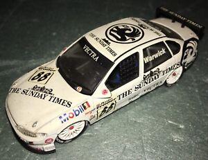 ONYX 1:43 - BTCC VAUXHALL VECTRA 1997 - DEREK WARWICK - BRITISH TOURING CAR