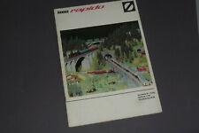 Alter Arnold N Modellbahn Katalog 1968/69