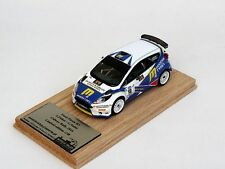 FORD FIESTA R5 A.FISHER GALWAY RALLY 2016 1:43 irish rally colection code3 model