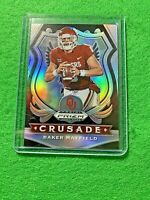 BAKER MAYFIELD SILVER PRIZM CARD JERSEY #6 BROWNS 2020 Prizm DP CRUSADE PRIZM SP