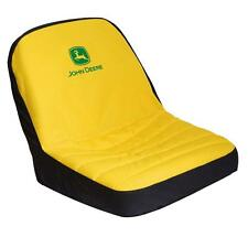 John Deere Riding-Mower Tractor Gator-Seat Chair Cover Protector Cushion Pocket