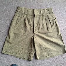 Georgio Armani shorts size 36/ fits 34  made in Italy
