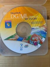 Tajima Embroidery Software Dg/Ml Ver. 14