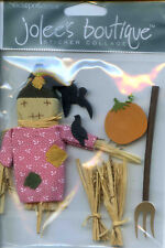 """Jolee's Boutique """"HAPPY HAUNTING"""" Dimensional Scrapbooking Stickers AT-3"""