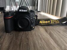 Nikon D750 24.3MP DSLR Camera - W/ 16-35mm, 24-85mm, 35mm, 85mm NIKON LENSES SET
