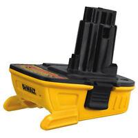 """NEW""Dewalt DCA1820 Battery Converter Adapter -Freeship&Track"