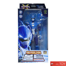 MINIFORCE X BOLT VOLT Blue Action Figure Set Mini Force Super Ranger SONOKONG