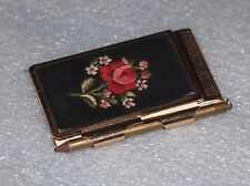 New listing Vintage Nice Pocket Note-Book With Embroidery And Japanese Pencil