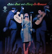 PETER PAUL and MARY In Concert - Mono - 2 LP  Set 1963  SirH70
