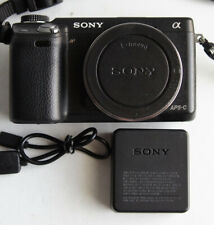 Sony Alpha NEX-6 (Body Only) WiFi Mirrorless Camera 67k Shutter Count