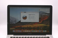 "Apple MacBook Pro 13"" MB991LL/A 13.3"" Intel Core 2 Duo 2.4GHz 4GB 250GB 2010"