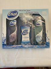 Dial Healthy Skin Body Wash Gift Set 4 Piece