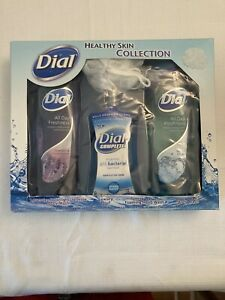Dial Healthy Skin Body Wash Gift Set 4 Piece