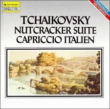 Tchaikovsky: Nutcracker Suite; Capriccio Italien (CD, Mar-1996, Quintessence)