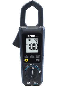 FLIR CM72 600A Commercial AC Clamp Meter