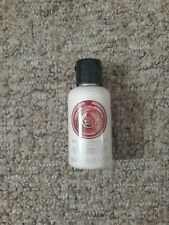 The Body Shop shimmer   frosted cranberry body  lotion travel size 60ml New