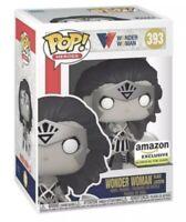 Funko Pop DC Wonder Woman GITD Black Lantern Amazon Exclusive ***PREORDER***
