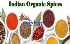 100% Bio Zertifiziert 100,200 Gramm Gewürze, Masala, Nüsse Aus Indien Ganze Pwd