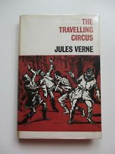 1966 1st Thus JULES VERNE The Travelling Circus HB D/J Arco Publications