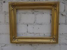 Plein Air Gold Arts-Crafts Frame 12X16