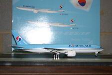 JC Wings 1:200 Korean Air Boeing 777-200 HL7530 (XX2966) Die-Cast Model Plane