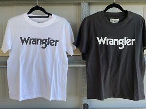 Ladies NWT Wrangler Tshirt, Cotton Logo Top