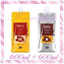 IDA Ionic Charge Curl Relaxer Ultra Hair Straight Cream Straightener G9 600ml