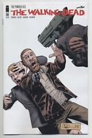 the walking dead 186 comic book key issue Death of Dwight NM