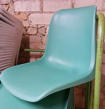 1 neue Sitzschale für Helmut Starke Designer Stuhl EUROPA - grün