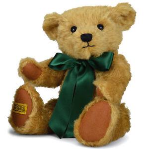Merrythought Shrewsbury teddy bear classic growler - 35cm / 14 inches - SHR14YG