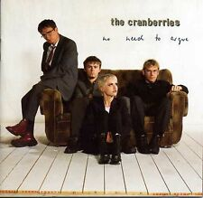 The Cranberries - No Need To Argue - CD