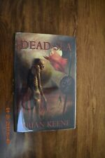 Dead Sea Brian Keene Delirium Books Signed Limited First Edition #118 of 500