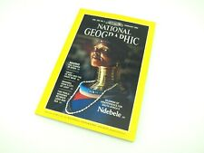 National Geographic Ndebele Madrid February 1986 VOL.169 NO.2