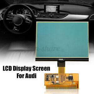 For Audi A3 A4 A6 Volkswagen Passat VDO Glass LCD CLUSTER Display Screen