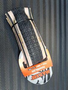 Maxxis Rambler 700 x 38  EXO Tubeless Ready 60 TPI gum wall gravel tyre