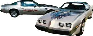 1979 TRANS AM 10TH ANNIVERSARY LIMITED EDITION/SILVER ANNIVERSARY