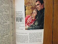April-1966 TV Guide (ROY  THINNES/QUINN O'HARA/AVERY SCHREIBER/MY MOTHER THE CAR